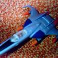 コスモタイガーⅡ対艦ミサイル装備2