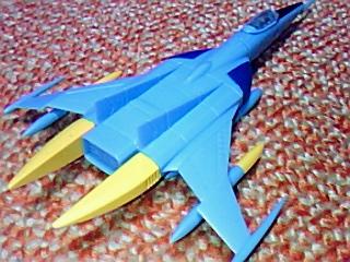 コスモタイガーⅡ山本機