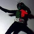 仮面ライダー1号(桜島)