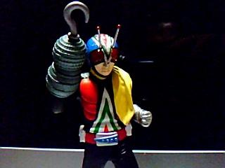 ライダーマン2
