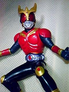 仮面ライダークウガ01