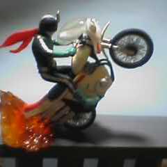 仮面ライダー2号+新サイクロン