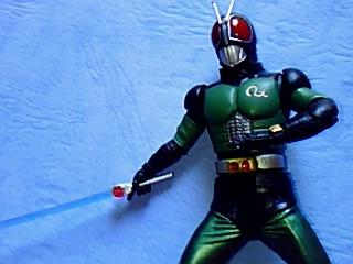 仮面ライダー・ブラックRX02