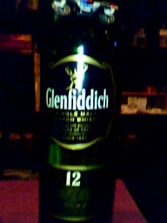 グレンフィディックNewボトル